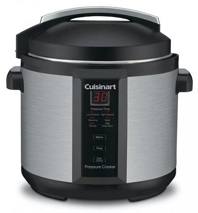 Cuisinart CPC-600 1000-Watt 6 Quart Electric Pressure Cooker